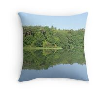 Irish Reflection Throw Pillow