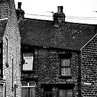 Geometric Houses by Brendan Buckley