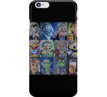 Mahna Mahna Doctor iPhone Case/Skin