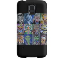 Mahna Mahna Doctor Samsung Galaxy Case/Skin