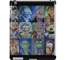 Mahna Mahna Doctor iPad Case/Skin