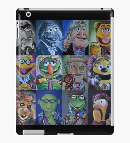 Mahna Mahna Doctor iPad Case/Skin