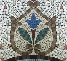 Mosaic Beauty by Orla Cahill