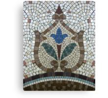 Mosaic Beauty Canvas Print