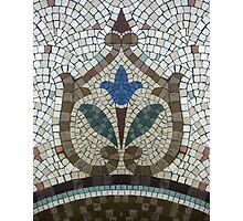 Mosaic Beauty Photographic Print