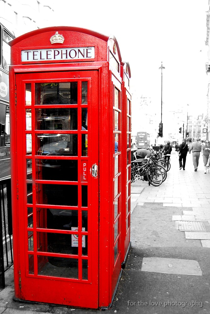 Phone Booth by for the love photography