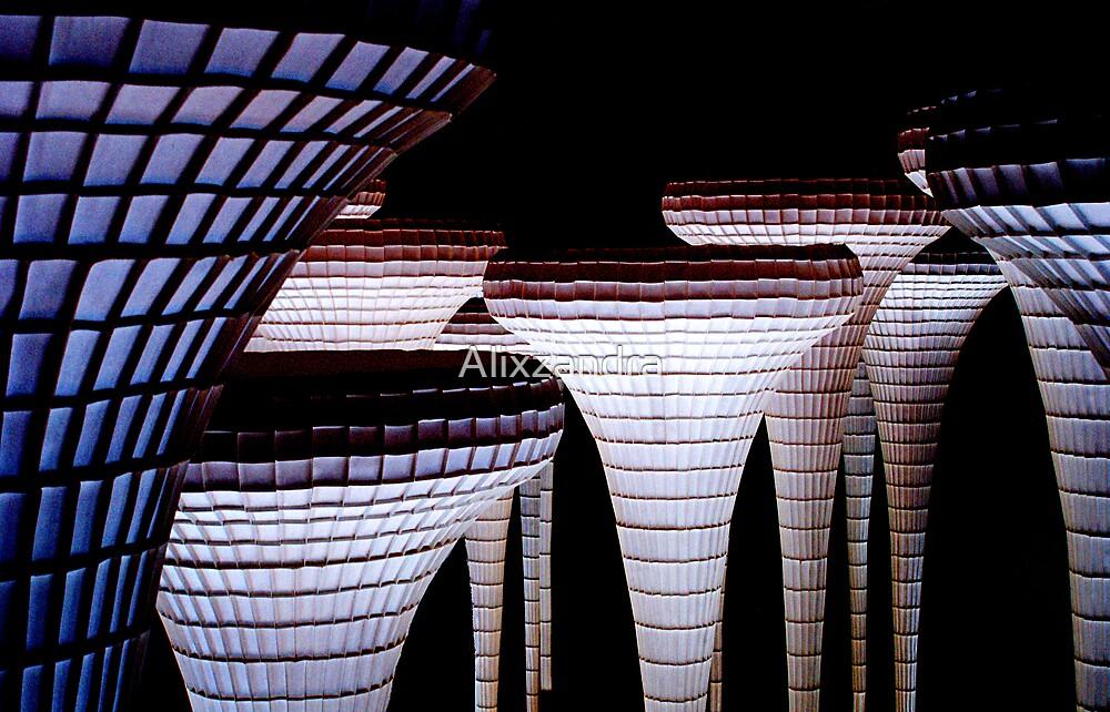 The White City by Alixzandra