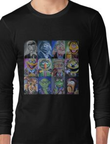 Mahna Mahna Doctor Long Sleeve T-Shirt