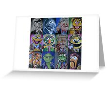 Mahna Mahna Doctor Greeting Card