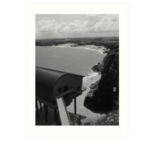 Padstow Lifeboat station Art Print