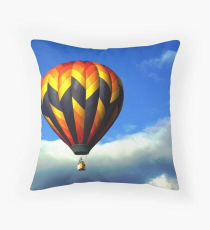 They're Off Throw Pillow