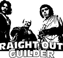 Straight Outta Guilder by pakaku