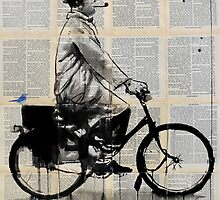 the ride (Tati) by Loui  Jover