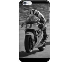 Micheal & William Dunlop @ Killalane Road Races iPhone Case/Skin