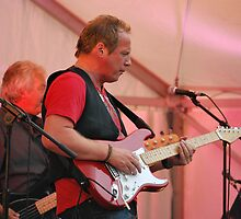 Stone Music Festival 2009, Dave Day & Derek Holt Band.  by Phil Mitchell