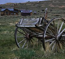 old cart by danapace