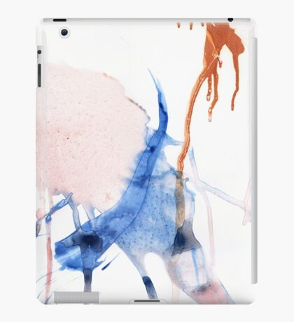 Oil and Water #6 iPad Case/Skin