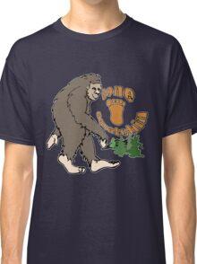 Gone Squatchin Bigfoot Classic T-Shirt