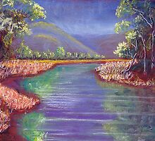 Upper Ross River – Townsville by Paul Gilbert