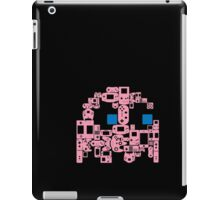 Pac Man Ghost Controllers (blue eyes) iPad Case/Skin