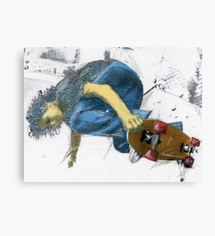 #328 Canvas Print