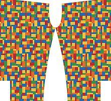 Lego Leggings by AFTRE