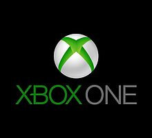 XBox One Logo by Joseph Galbraith
