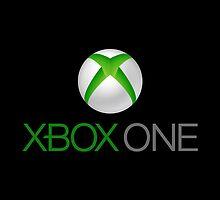XBox One Logo by Joseph Galbraith