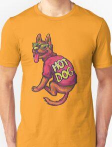 Hot Dog! Unisex T-Shirt