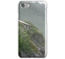 Solitary Standing near the Pancakes  iPhone Case/Skin