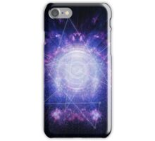 Abstract colossal space Sign! iPhone Case/Skin