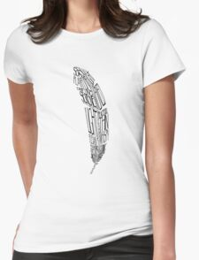 The Quill is mightier then the sword T-Shirt