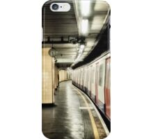 Cannon Street Tube Station iPhone Case/Skin