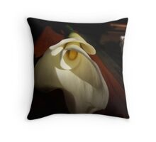 Calla Love Throw Pillow