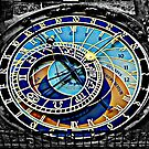Astronomical Clock by lisacred