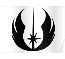 Jedi Symbol Poster
