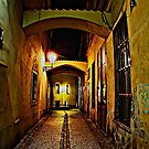 Alley 1 by lisacred