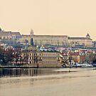 Prague Bridge 1 by lisacred