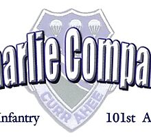 Currahee - Charlie Company - 1st Bn / 506th Infantry  -  101st Airborne (Airmobile) by Buckwhite