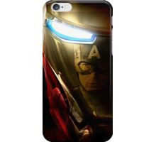 Captain America Civil War iPhone Case/Skin
