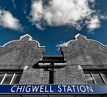 Chigwell Tube Station by AntSmith