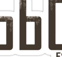 Fallout RobCo (Distressed) Sticker