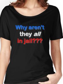 'Why?...' Women's Relaxed Fit T-Shirt