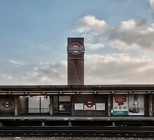 Chiswick Park Tube Station by AntSmith