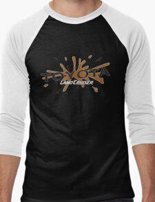 Toyota Land Cruiser Men's Baseball ¾ T-Shirt
