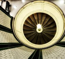 Clapham Common Tube Station by AntSmith