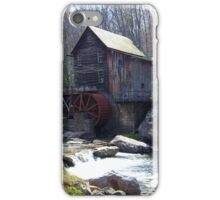 Photo of Grist Mill in West Virginia iPhone Case/Skin