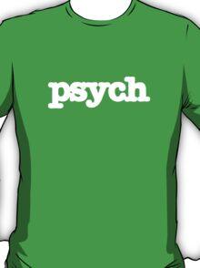 Psych Logo T-Shirt