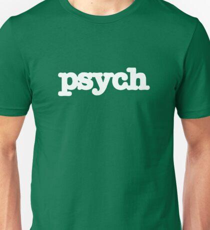 Psych Logo Unisex T-Shirt