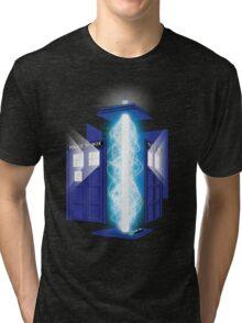 Here Lies The Doctor Tri-blend T-Shirt